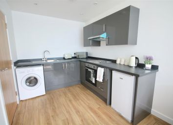Thumbnail 2 bedroom flat for sale in Isambard Brunel Road, Portsmouth