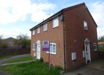 Thumbnail 2 bed semi-detached house to rent in Felton Close, Luton