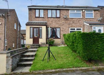 Thumbnail 2 bed semi-detached house for sale in Beech Close, Rishton, Blackburn