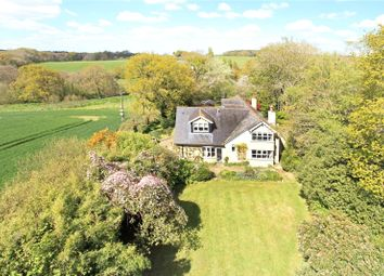 Thumbnail 4 bed detached house for sale in Edmondsham, Wimborne, Dorset