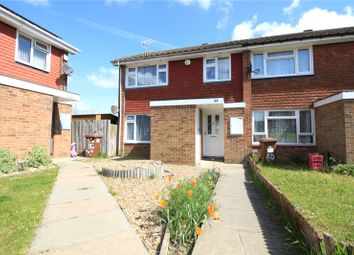 Thumbnail 3 bed end terrace house for sale in Wall Close, Hoo, Rochester