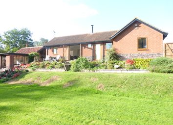 Thumbnail 3 bed bungalow for sale in Mattishall Road, Thuxton