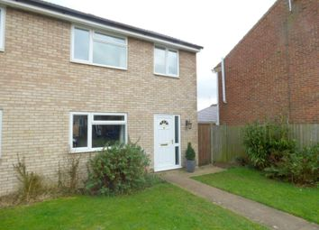 Thumbnail 3 bed semi-detached house to rent in Burghley Road, Stamford