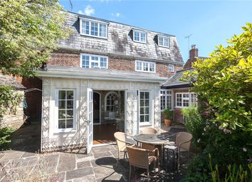 Thumbnail 4 bedroom detached house for sale in The Burgage, Prestbury, Cheltenham