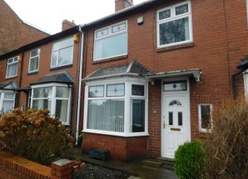 Thumbnail 3 bedroom semi-detached house to rent in Brightman Road, North Shields