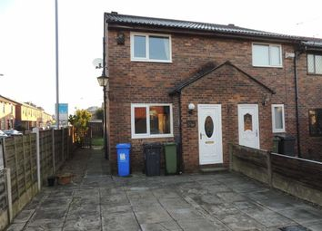 2 bed semi-detached house to rent in Hamnett Street, Droylsden, Manchester M43