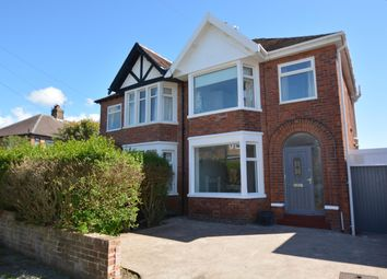 Thumbnail 3 bed semi-detached house for sale in Athlone Avenue, Blackpool