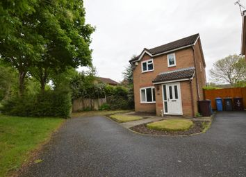 Thumbnail 3 bed detached house to rent in Ramsons Close, Halewood, Liverpool
