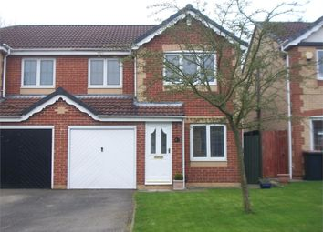 Thumbnail 3 bedroom semi-detached house for sale in Netherfield Grange, Sutton-In-Ashfield, Nottinghamshire