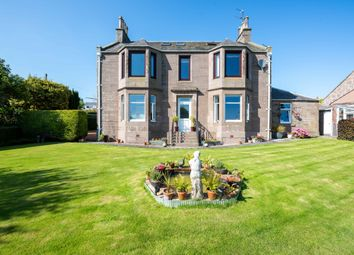 Thumbnail 4 bed flat for sale in Main Road, Hillside, Montrose, Angus