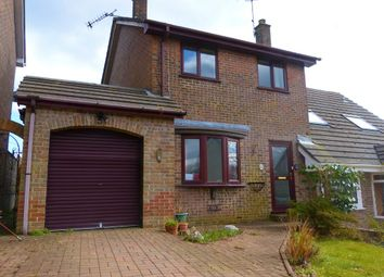 Thumbnail 3 bed semi-detached house to rent in St. Sulien, Luxulyan, Bodmin