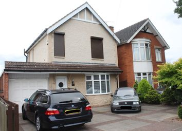 Thumbnail 3 bed detached house for sale in Boutlham Park Road, Lincoln