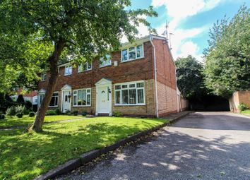 Thumbnail 3 bed end terrace house for sale in Lennox Gardens, Wolverhampton