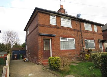 Thumbnail 3 bed semi-detached house for sale in Skinner Lane, Pontefract