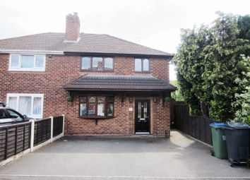 Thumbnail 3 bedroom semi-detached house to rent in Greenfield Avenue, Cradley Heath