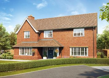 Thumbnail 5 bed detached house for sale in Crown Gardens, Crown Lane, Farnham Royal, Buckinghamshire