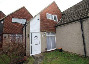 Thumbnail 2 bedroom terraced house to rent in Vale Road, Northfleet, Gravesend, Kent