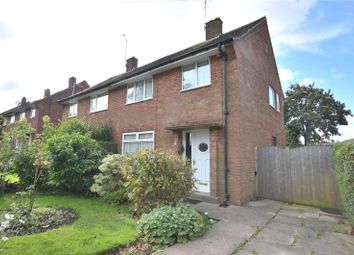 Thumbnail 3 bed semi-detached house for sale in Lidgett Lane, Leeds, West Yorkshire