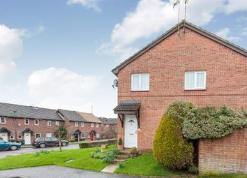 Thumbnail 3 bedroom end terrace house for sale in Hillingdale, Crawley