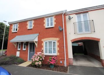 3 bed terraced house for sale in Waylands Corner, Moorhayes, Tiverton EX16