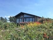 Thumbnail 2 bed detached bungalow for sale in Keepers Lodge, Fishguard Bay Resort, Dinas Cross, Newport