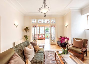 Thumbnail 3 bed flat for sale in Anson Road, Willesden Green