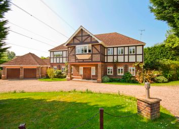 Thumbnail 5 bed detached house for sale in Oxford Close, Northwood