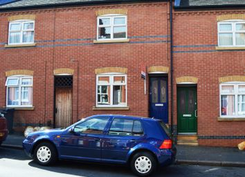 Thumbnail 4 bedroom terraced house to rent in Buxton Street, Leicester