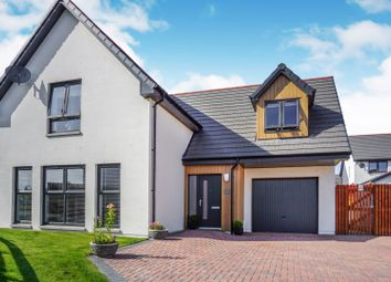 Thumbnail 4 bed detached house for sale in Cawdor Avenue, Elgin