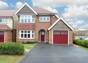 Thumbnail 3 bed detached house for sale in Bronze Road, Cawston, Rugby