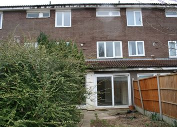 Thumbnail 4 bed terraced house to rent in Shawfield Close, Telford