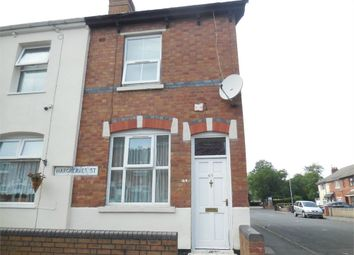 Thumbnail 2 bedroom end terrace house for sale in Hargreaves Street, Wolverhampton