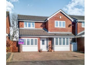 Thumbnail 4 bed detached house for sale in Campion Drive, Bradley Stoke