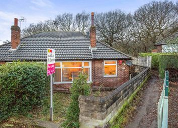 Thumbnail 2 bedroom semi-detached bungalow for sale in Sunset Road, Meanwood, Leeds