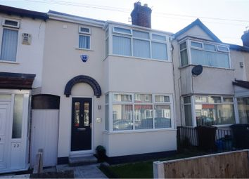 Thumbnail 3 bed terraced house for sale in Springfield Avenue, Liverpool