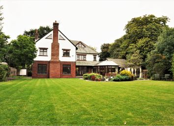 Thumbnail 7 bed detached house for sale in Little Poulton Lane, Poulton-Le-Fylde