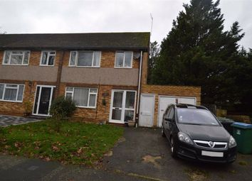 Thumbnail 3 bed semi-detached house to rent in Chapel Close, Watford, Herts