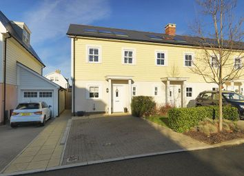Thumbnail 3 bed end terrace house for sale in Westmount Close, Worcester Park