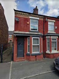 Thumbnail 2 bed end terrace house for sale in Letchworth Street, Manchester