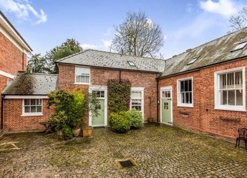 Thumbnail 3 bedroom terraced house for sale in Cobham Park, Cobham, Surrey
