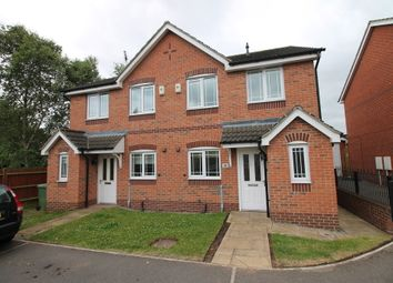 Thumbnail 3 bed semi-detached house to rent in Winster Way, Mansfield