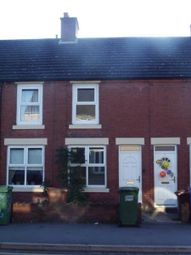 Thumbnail 2 bed terraced house for sale in 72 Cannock Road, Cannock, Staffordshire