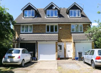 Thumbnail 4 bed town house for sale in Knighton Lane, Buckhurst Hill