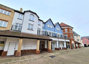 Thumbnail 1 bed flat for sale in Boleyn House, Rochford, Essex