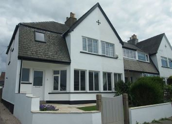 Thumbnail 3 bed end terrace house for sale in Knowlys Avenue, Heysham, Morecambe