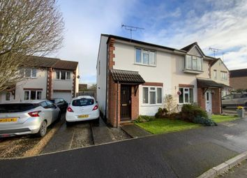 Thumbnail 2 bed semi-detached house to rent in Rowan Park, Roundswell, Barnstaple