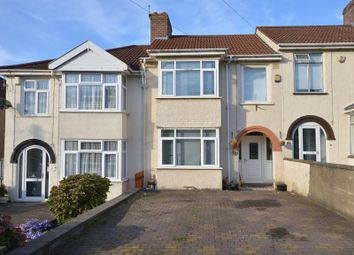 Thumbnail 3 bed terraced house for sale in Novers Road, Knowle, Bristol