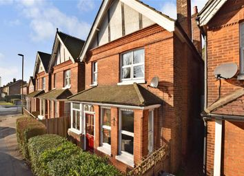 Thumbnail 3 bed detached house for sale in Frenches Road, Redhill, Surrey