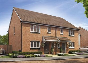 Thumbnail 3 bed semi-detached house for sale in Coalport Road, Broseley
