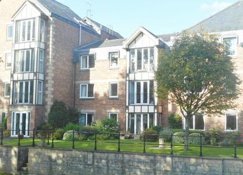 Thumbnail 2 bed flat for sale in Riverside House, Williamson Close, Ripon